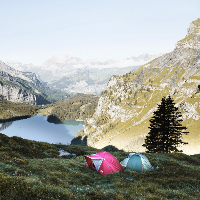 Organize camping tour like a pro