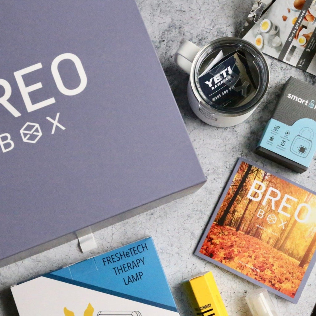 BREO BOX Fall 2020 edition