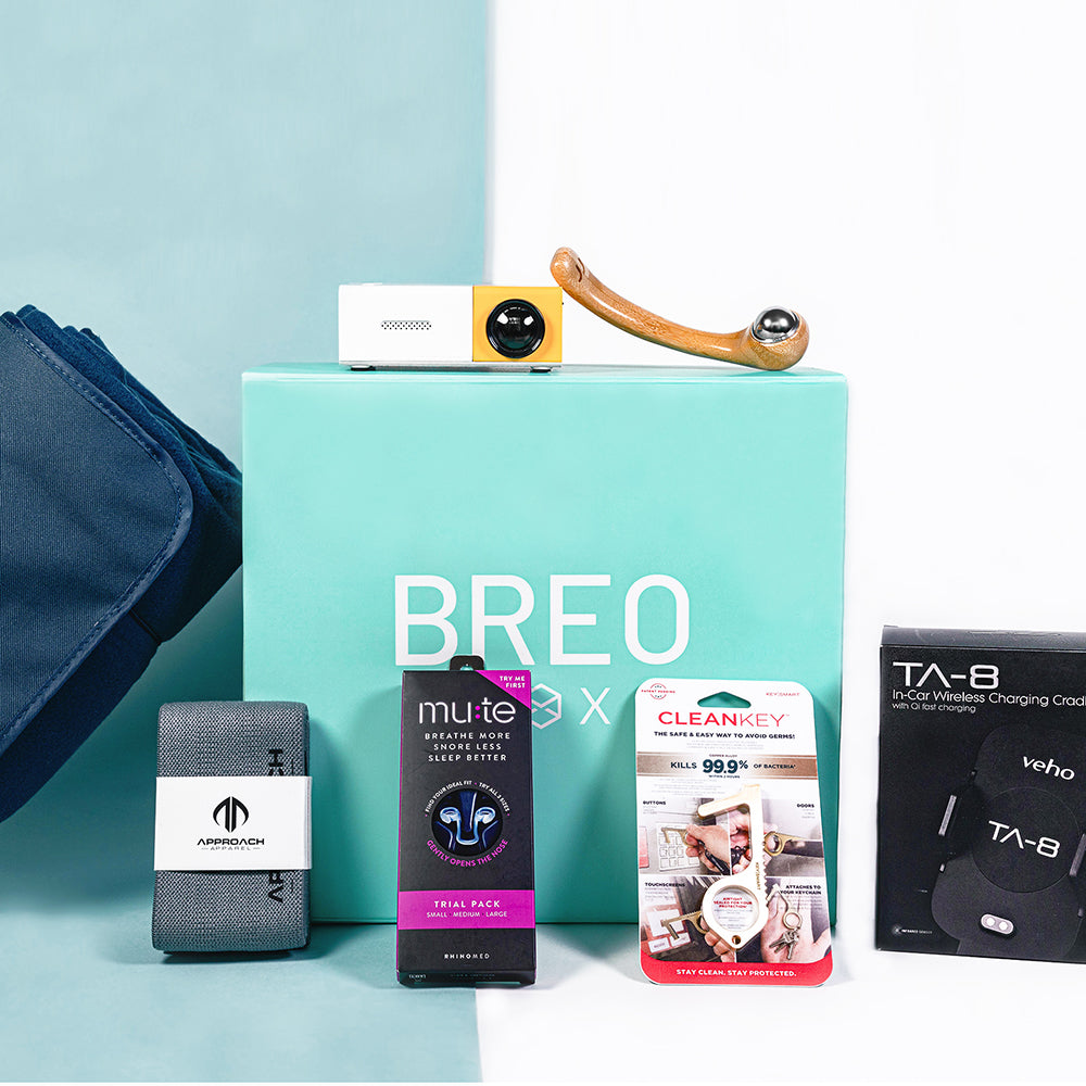 BREO BOX Summer 2020 Edition