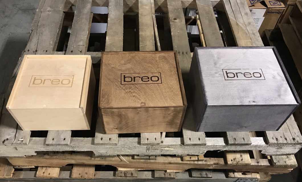 BREO BOX Annual (new box every 3 months, paid once per year)