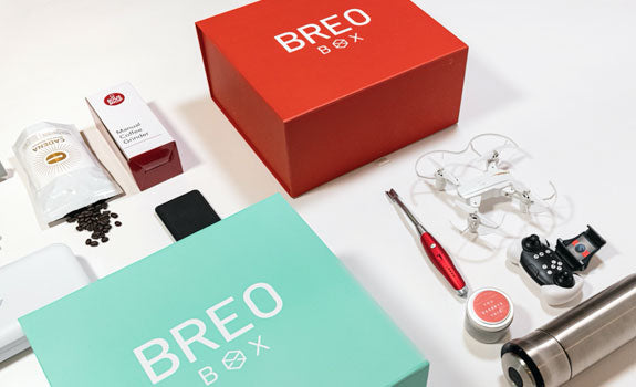 BREO Box Annual