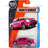 02 CHEVY AVALANCHE #24 pink - 2017 Matchbox Basic L Case Assortment 30782 by Mattel.