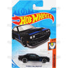 15 Dodge Challenger SRT #42 black (Muscle Mania) - 2018 Hot Wheels Basic Mainline B Case Assortment C4982 by Mattel.