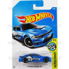 15 Dodge Charger SRT #9 blue (HW Speed Graphics) Mopar Hellcat - from 2017 Hot Wheels basic mainline A case Worldwide assortment C4982 by Mattel.