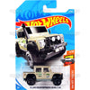 15 Land Rover Defender Double Cab #31 Tan (HW Hot Trucks) - 2018 Hot Wheels Basic Mainline B Case Assortment C4982 by Mattel.
