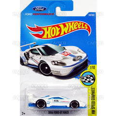 Ford Gt Race  Hot Wheels Basic L Case Assortment Camco Toys