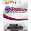 55 CHEVY PANEL (3 Musketeers) - 2015 Hot Wheels Pop Culture B Case (MARS Candy) Assortment CFP34-956B by Mattel.