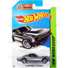 65 Mustang 2+2 Fastback #242 grey (HW Workshop) - 2015 Hot Wheels Basic Mainline C4982