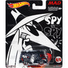66 Dodge A100 Spy vs Spy (black) - 2017 Hot Wheels Pop Culture MAD MAGAZINE K Case Assortment DLB45-956K by Mattel.
