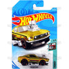 68 Mustang #157 gold - 2018 Hot Wheels Basic G Case Assortment C4982
