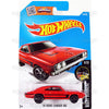 69 Dodge Charger 500 #84 Red - 2016 Hot Wheels Basic Mainline H Case WorldWide Assortment C4982