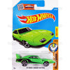 69 Dodge Charger Daytona #124 Green - 2016 Hot Wheels Basic Mainline G Case WorldWide Assortment C4982