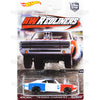 70 Dodge Charger R/T - from 2017 Hot Wheels Car Culture G Case (REDLINERS) Assortment DJF77-956G by Mattel.
