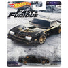 77 Pontiac Firebird T/A (1/4 Mile Muscle) - 2019 Hot Wheels Premium FAST & FURIOUS C Case Assortment GBW75-956C by Mattel.