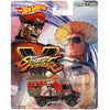 88 Mercedes Unimog U1300 - 2018 Hot Wheels Pop Culture S Case STREET FIGHTER Assortment DLB45-956S by Mattel.