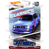 92 BMW M3 (MODERN CLASSICS) - 2017 Hot Wheels Car Culture K Case Assortment DJF77-956K by Mattel.