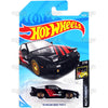 96 Nissan 180SX Type X #91 black Advan - 2018 Hot Wheels Basic Mainline E Case Assortment C4982 by Mattel.