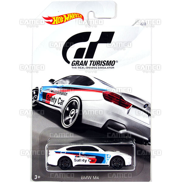 BMW M4 - 2018 Hot Wheels GRAN TURISMO Case Assortment FKF26-999A by Mattel.