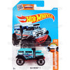 Bad Mudder 2 #145 Blue - 2016 Hot Wheels Basic Mainline F Case WorldWide Assortment C4982