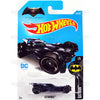 Batmobile #329 Batman vs Spuerman - 2017 Hot Wheels Basic Mainline P Case assortment C4982  by Mattel.