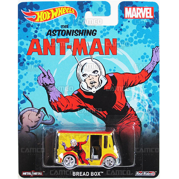 BREAD BOX (Ant Man) - 2015 Hot Wheels Pop Culture D Case (MARVEL) Assortment CFP34-956D by Mattel.