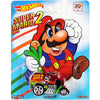 COOL ONE (Super Mario Bros. 2) - 2015 Hot Wheels Pop Culture F Case (SUPER MARIO) Assortment CFP34-956F by Mattel.