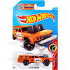 Cruise Bruiser #165 Orange (HW Daredevils) - from 2016 Hot Wheels Basic Case Worldwide Assortment C4982 by Mattel.