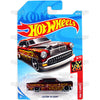 Custom 53 Chevy #109 red - 2018 Hot Wheels Basic Mainline E Case Assortment C4982 by Mattel.