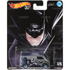 Custom 77 Dodge Van Batman - 2018 Hot Wheels Pop Culture P Case DC COMICS Alex Ross Assortment DLB45-956P by Mattel.