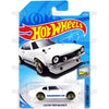 Custom Ford Maverick #97 white - 2018 Hot Wheels Basic Mainline E Case Assortment C4982 by Mattel.