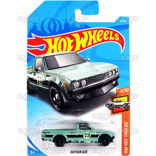 Custom 56 Ford Truck 108 Grey 2017 Hot Wheels Basic E
