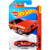 DMC Delorean #184 red (HW Race) - 2015 Hot Wheels Basic Mainline C4982