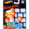 DAIRY DELIVERY (Super Mario Bros.) - 2015 Hot Wheels Pop Culture F Case (SUPER MARIO) Assortment CFP34-956F by Mattel.