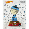 DECO DELIVERY (Snoopy's Christmas) - from 2016 Hot Wheels Pop Culture E Case (PEANUTS) Assortment DLB45-956E by Mattel.