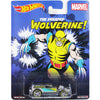 DOUBLE DEMON DELIVERY (Wolverine) - 2015 Hot Wheels Pop Culture D Case (MARVEL) Assortment CFP34-956D by Mattel.