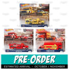 PRE-ORDER Factory Sealed case of 4 - 2018 Hot Wheels Car Culture TEAM TRANSPORT B Case assortment FLF56-956B by Mattel.