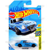 Fairlady 2000 #55 blue (HW Speed Graphics) - 2018 Hot Wheels Basic Mainline C Case Assortment C4982 by Mattel.