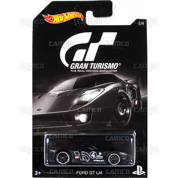 Ford GT LM - from 2016 Hot Wheels GRAN TURISMO A Case Assortment DJL12-999A by Mattel.