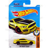 Ford Shelby GT350R #311 yellow Muscle Mania - 2017 Hot Wheels Basic Mainline N Case C4982 by Mattel