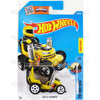 Grass Chomper #69 Yellow - 2016 Hot Wheels Basic Mainline F Case WorldWide Assortment C4982