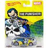 HAULIN GAS (The Punisher) - from 2016 Hot Wheels Pop Culture C Case (MARVEL) Assortment DLB45-956C by Mattel.