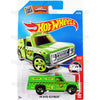 HW Rapid Responder #216 Green - 2016 Hot Wheels Mainline C Case WorldWide Assortment C4982