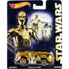 HAULIN GAS (C3PO) - 2015 Hot Wheels Pop Culture E Case (STAR WARS) Assortment CFP34-956E by Mattel.