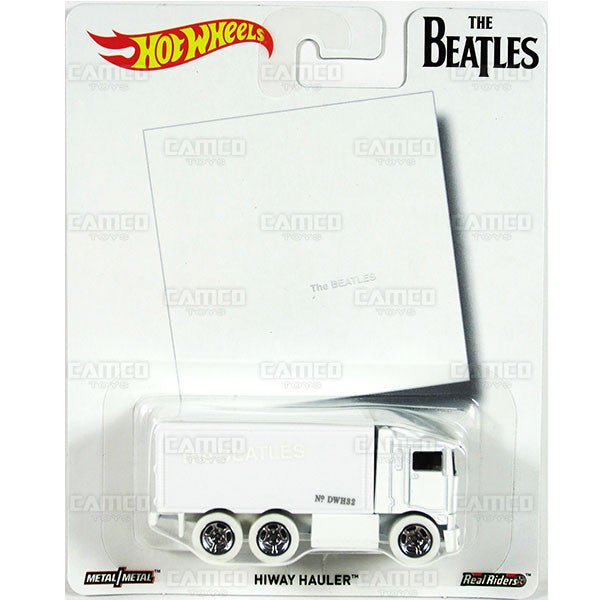 Hiway Hauler - 2017 Hot Wheels Pop Culture H Case (THE BEATLES) DLB45-956H