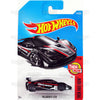 McLaren F1 GTR #315 black (Now and Then) - from 2017 Hot Wheels basic mainline N case Worldwide assortment C4982 by Mattel