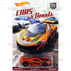 McLaren P1 ( Cars & Donuts) - 2017 Hot Wheels Car Culture L Case Assortment DJF77-956L by Mattel.