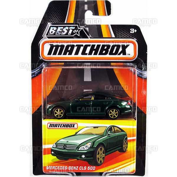Mercedes-Benz CLS 500 - 2017 Matchbox (Best of Matchbox)