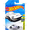 Nissan Fairlady Z #154 white - 2018 Hot Wheels Basic G Case Assortment C4982