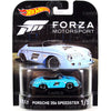 Porsche 356 Speedster (Forza Motorsport) - 2017 Hot Wheels Retro Replica Entertainment E Case assortment DMC55-956E by Mattel.
