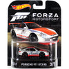 Porsche 911 GT3 RS (Forza Motorsport) - 2017 Hot Wheels Retro Replica Entertainment E Case assortment DMC55-956E by Mattel.